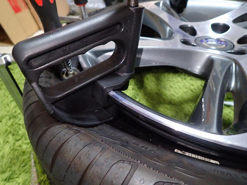 自作 ビード ブレーカー